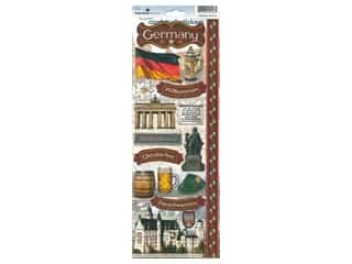 scrapbooking & paper crafts: Paper House Sticker Cardstock Germany