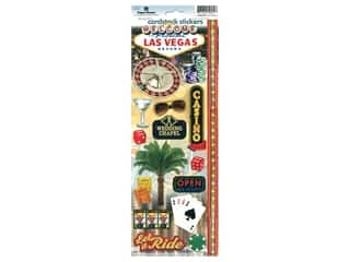scrapbooking & paper crafts: Paper House Sticker Cardstock Las Vegas 2