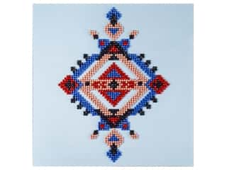 Diamond Art Beginner Kit 8 x 8 in. Tribe