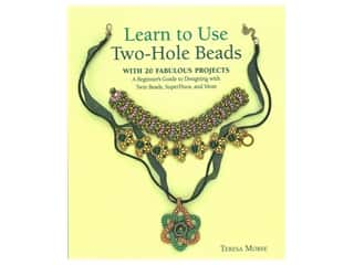 books & patterns: Kalmbach Learn To Use Two-Hole Beads Book