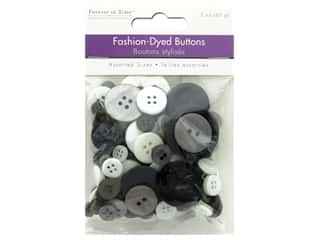 craft & hobbies: Multicraft Buttons Fashion Dyed Medley