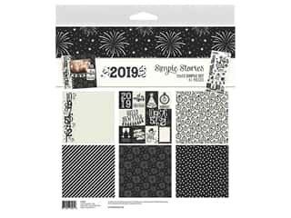 Simple Stories Collection 2019 Collection Kit 12 in. x 12 in.