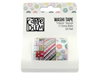 Simple Stories: Simple Stories Collection Freezin Season Washi Tape