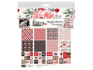 Simple Stories Collection Kissing Booth Collection Kit