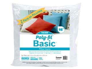 Fairfield Pillow Form Basic Insert 16 in. x 16 in.