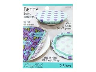 Lazy Girl Designs Betty Bowl Bonnets Pattern
