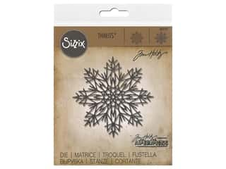 Sizzix Tim Holtz Thinlits Die Flurry #3