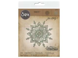 Sizzix Tim Holtz Thinlits Die Flurry #4