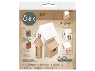 Sizzix Tim Holtz Bigz Die Village Addition
