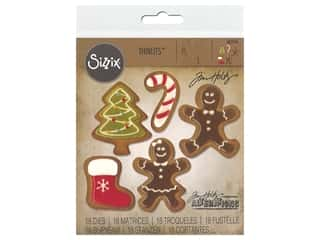 Sizzix Tim Holtz Thinlits Die Set 18 pc. Fresh Baked #2