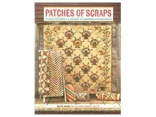 Laundry Basket Quilts Patches of Scraps Book