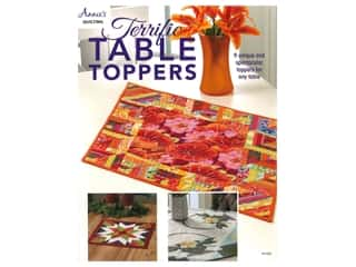 books & patterns: Annie's Terrific Table Toppers Book