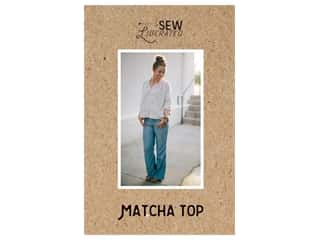 books & patterns: Sew Liberated Matcha Top Pattern