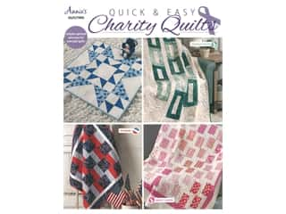 Quick & Easy Charity Quilts Book