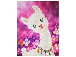 beading & jewelry making supplies: Diamond Dotz Intermediate Kit - Lulu Llama