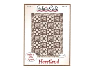 Fabric Cafe Heartland Pattern