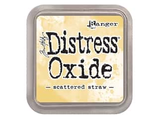 Ranger Tim Holtz Distress Oxide Ink Pad Scattered Straw