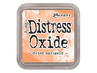 Ranger Tim Holtz Distress Oxide Ink Pad Dried Marigold