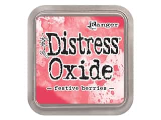 Ranger Tim Holtz Distress Oxide Ink Pad Festive Berries