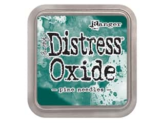 Ranger Tim Holtz Distress Oxide Ink Pad Pine Needles