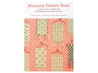 Books & Patterns: St Martin's Griffin Macrame Pattern Book