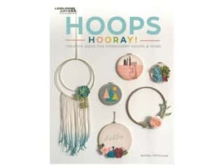 books & patterns: Leisure Arts Hoops Hooray Book