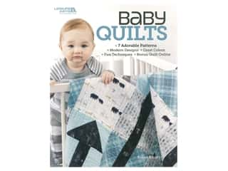 Leisure Arts Baby Quilts Book