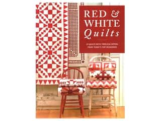 books & patterns: That Patchwork Place Red & White Quilts Book