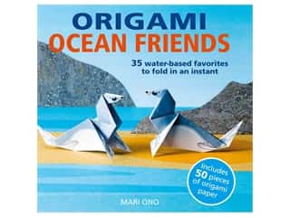 Cico Origami Ocean Friends Book