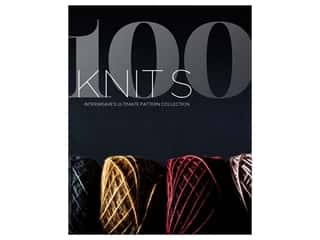 yarn: Interweave Press 100 Knits Interweave's Ultimate Pattern Collection Book