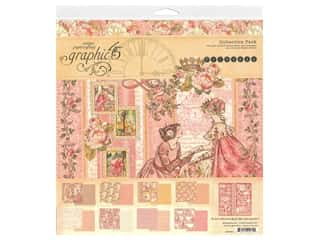 Graphic 45 Collection Princess Collection Pack 12 in. x 12 in.