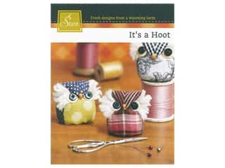 books & patterns: Sewn It's A Hoot Pincushion Pattern