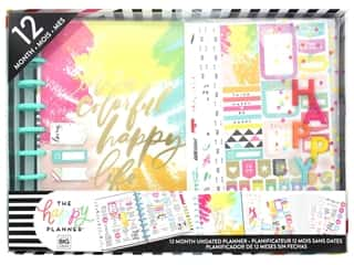 Happy Planner: Me&My Big Ideas Happy Planner Classic Planner Box Kit Colorful Happy Life