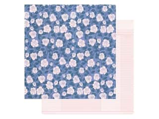 scrapbooking & paper crafts: American Crafts Collection Shimelle Head In The Clouds Paper 12 in. x 12 in. Borrowed Bliss (25 pieces)