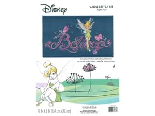 Dimensions Counted Cross Stitch Kit 12 x 8 in. Disney's Believe