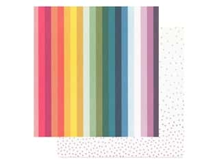 Pink Paislee Collection Whimsical 12 in. x 12 in. Paper 16 (25 pieces)