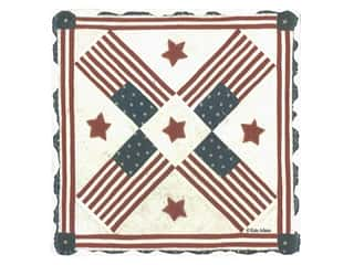 Graphic Impressions American Quilts Coaster #7 (6 pieces)