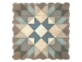 Graphic Impressions Barn Quilts Coaster Starburst (6 pieces)