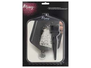 American Crafts Collection Moxy Glitter Funnel & Brush Set