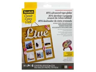 glues, adhesives & tapes: Scotch Advanced Tape Glider Pink