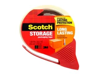 glues, adhesives & tapes: Scotch Tape Moving & Storage Packaging 1.88 in. x 38.2 yd