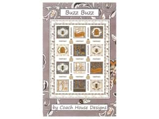 books & patterns: Coach House Designs Buzz Buzz Pattern