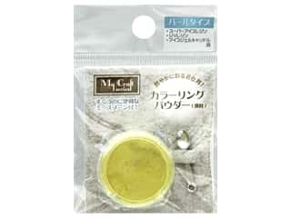Resinate Coloring Powder 1.5 gm Pearl Lemon Yellow