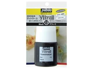 craft & hobbies: Resinate Vitrail 20ml Transparent Black