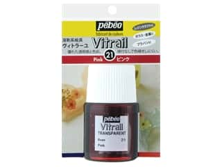 Resinate Vitrail 20ml Transparent Pink