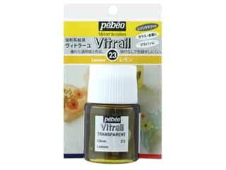 craft & hobbies: Resinate Vitrail 20ml Transparent Lemon