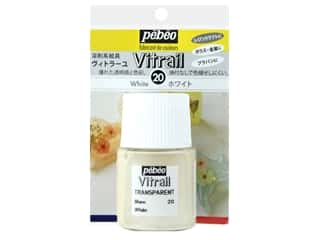 craft & hobbies: Resinate Vitrail 20ml Transparent White