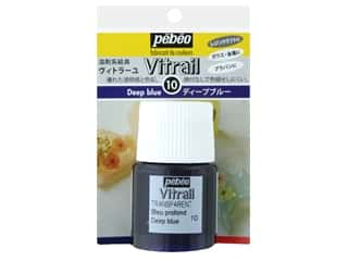 Resinate Vitrail 20ml Transparent Deep Blue