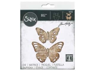 Sizzix Tim Holtz Bigz Die Tattered Butterfly