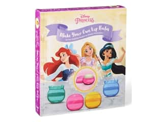 Becker&Mayer Kit Make Your Own Lip Balm Disney Princess